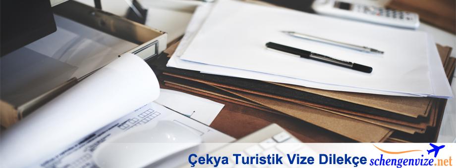 Çekya Turistik Vize Dilekçe