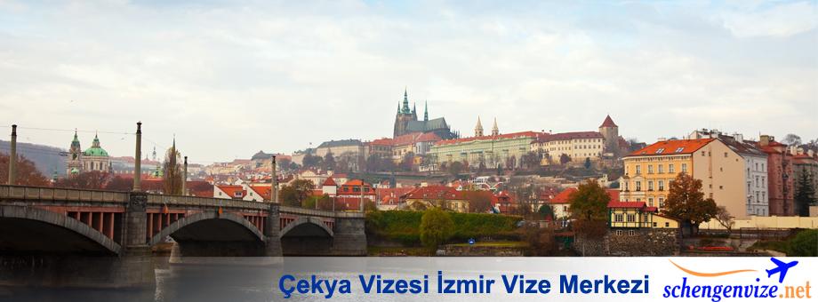 Çekya Vizesi İzmir Vize Merkezi