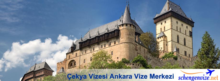 Çekya Vizesi Ankara Vize Merkezi