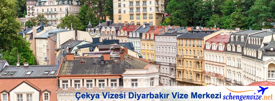 Çekya Vizesi Diyarbakır Vize Merkezi