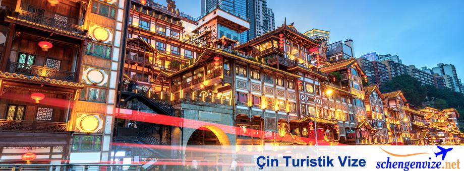 Çin Turistik Vize