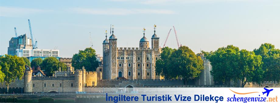 İngiltere Turistik Vize Dilekçe