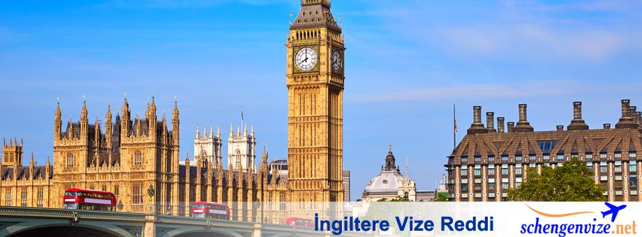 İngiltere Vize Reddi