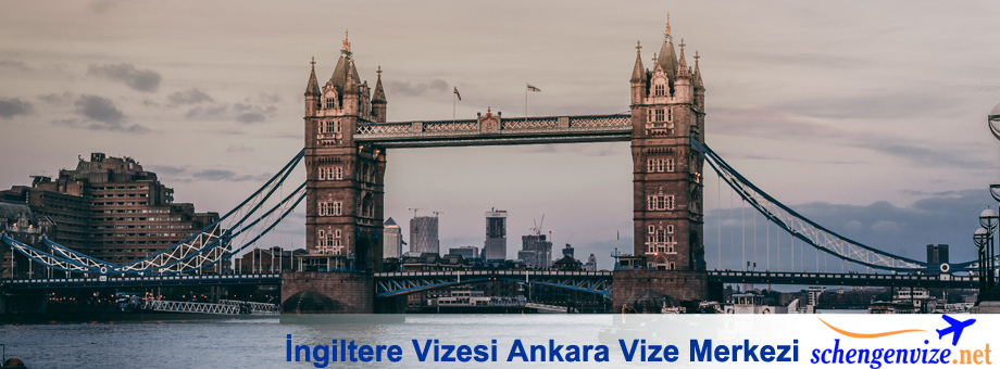 İngiltere Vizesi Ankara, İngiltere Vizesi Ankara Vize Merkezi