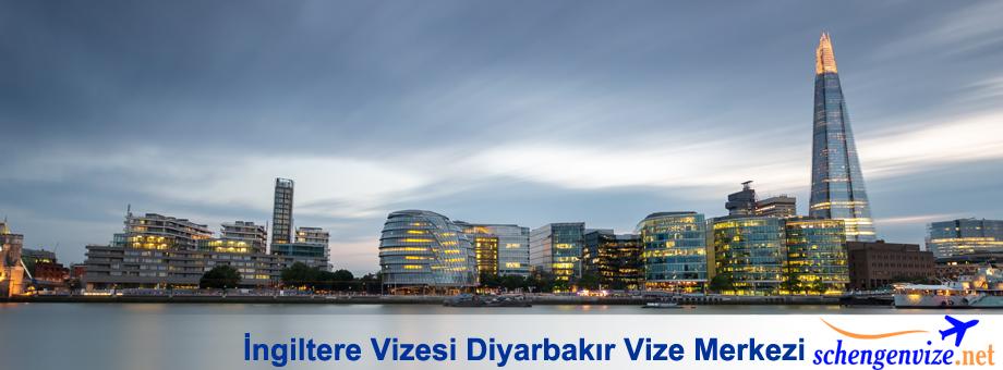 İngiltere Vizesi Diyarbakır Vize Merkezi
