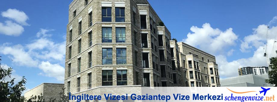 İngiltere Vizesi Gaziantep Vize Merkezi