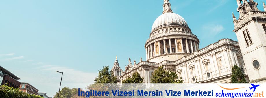 İngiltere Vizesi Mersin Vize Merkezi