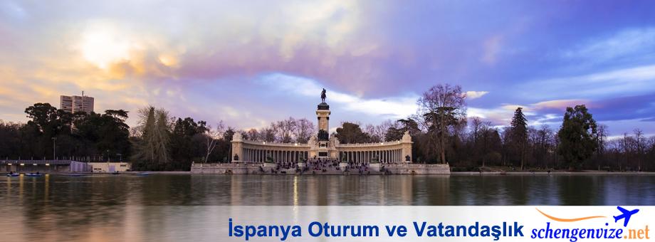 İspanya Oturum ve Vatandaşlık, İspanya Oturum ve Vatandaşlık