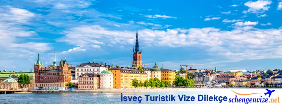İsveç Turistik Vize Dilekçe