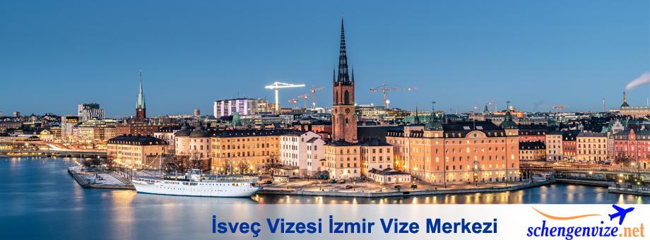 İsveç Vizesi İzmir Vize Merkezi