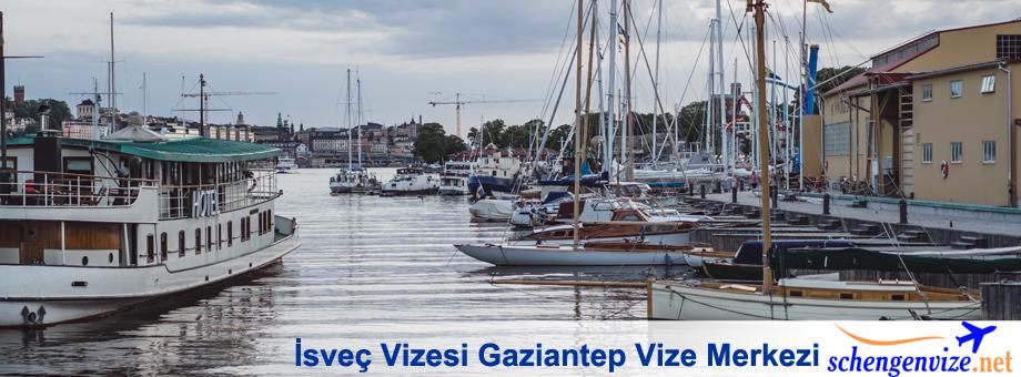 İsveç Vizesi Gaziantep Vize Merkezi