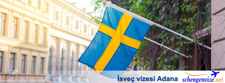 İsveç vizesi Adana