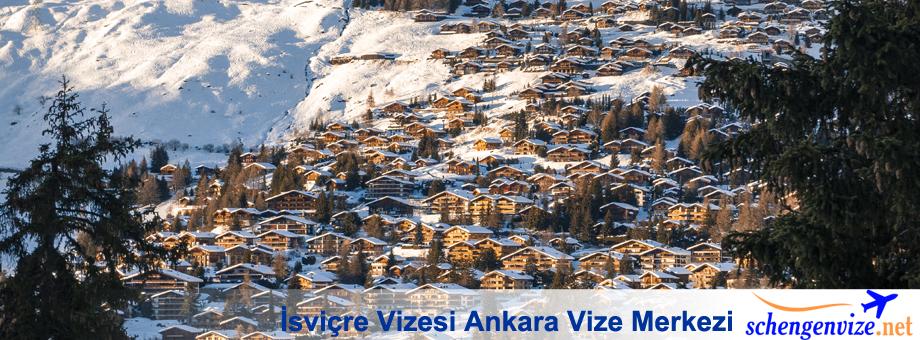 İsviçre Vizesi Ankara Vize Merkezi