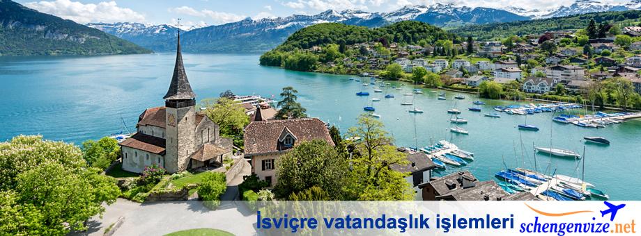 İsviçre vatandaşlık işlemleri, İsviçre vatandaşlık işlemleri