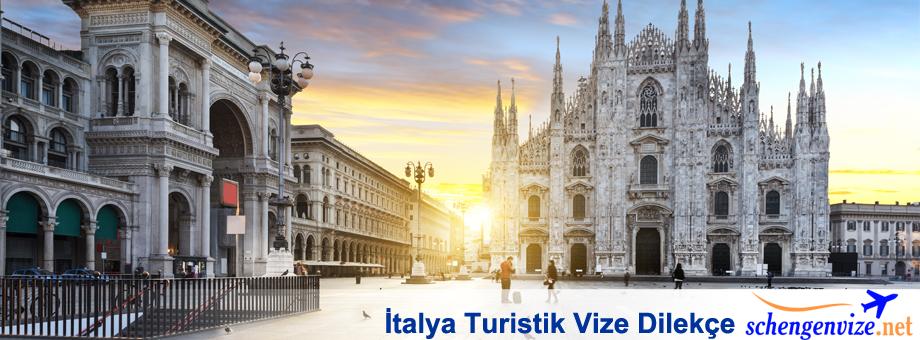 İtalya Turistik Vize Dilekçe