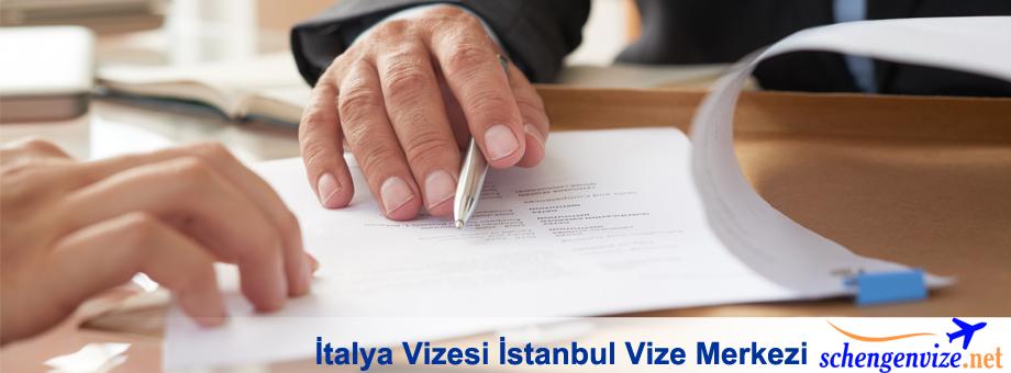 İtalya Vizesi İstanbul Vize Merkezi