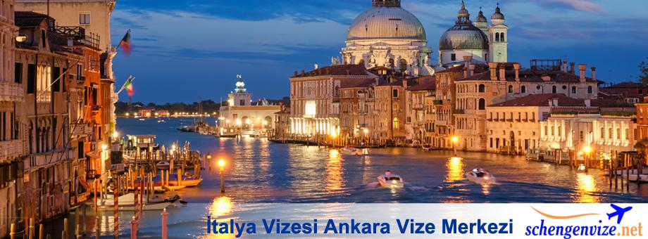 İtalya Vizesi Ankara Vize Merkezi