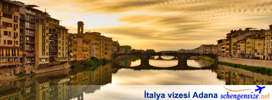 İtalya vizesi Adana