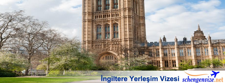 Birleşik Krallık Yerleşim Vizesi