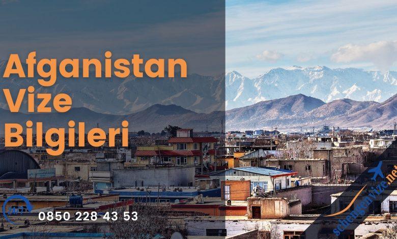 Afganistan Vize Bilgileri