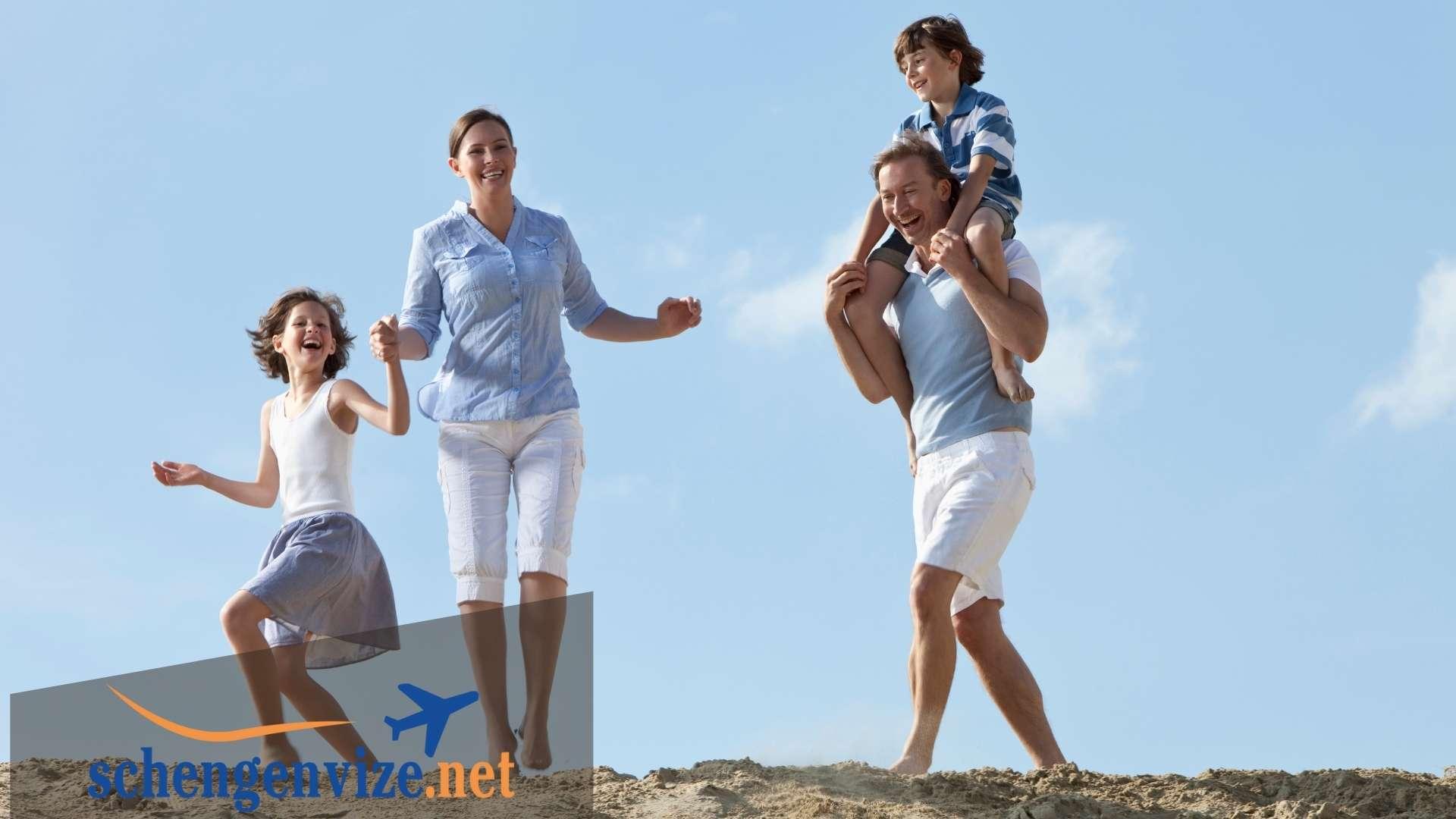 Almanya Aile Birleşimi Vize Başvuru Formu