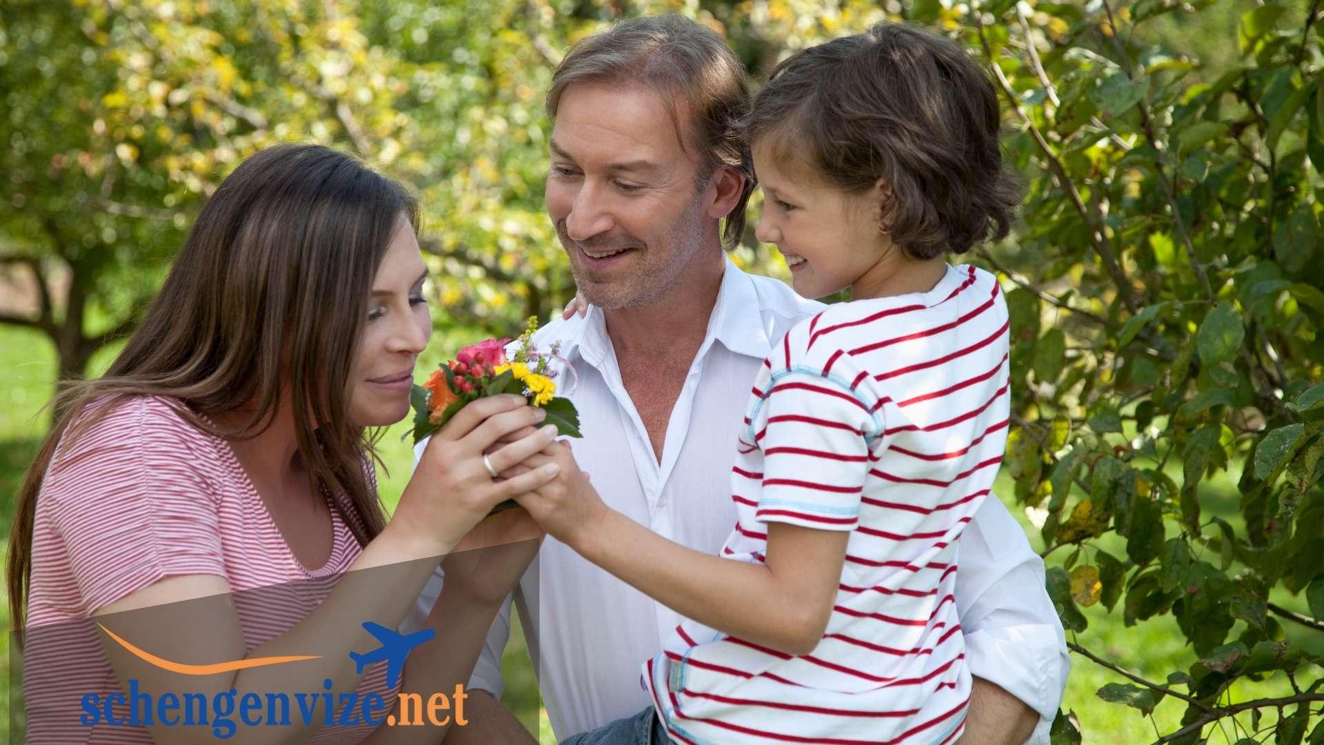 Almanya Aile Birleşimi Vize Dilekçesi