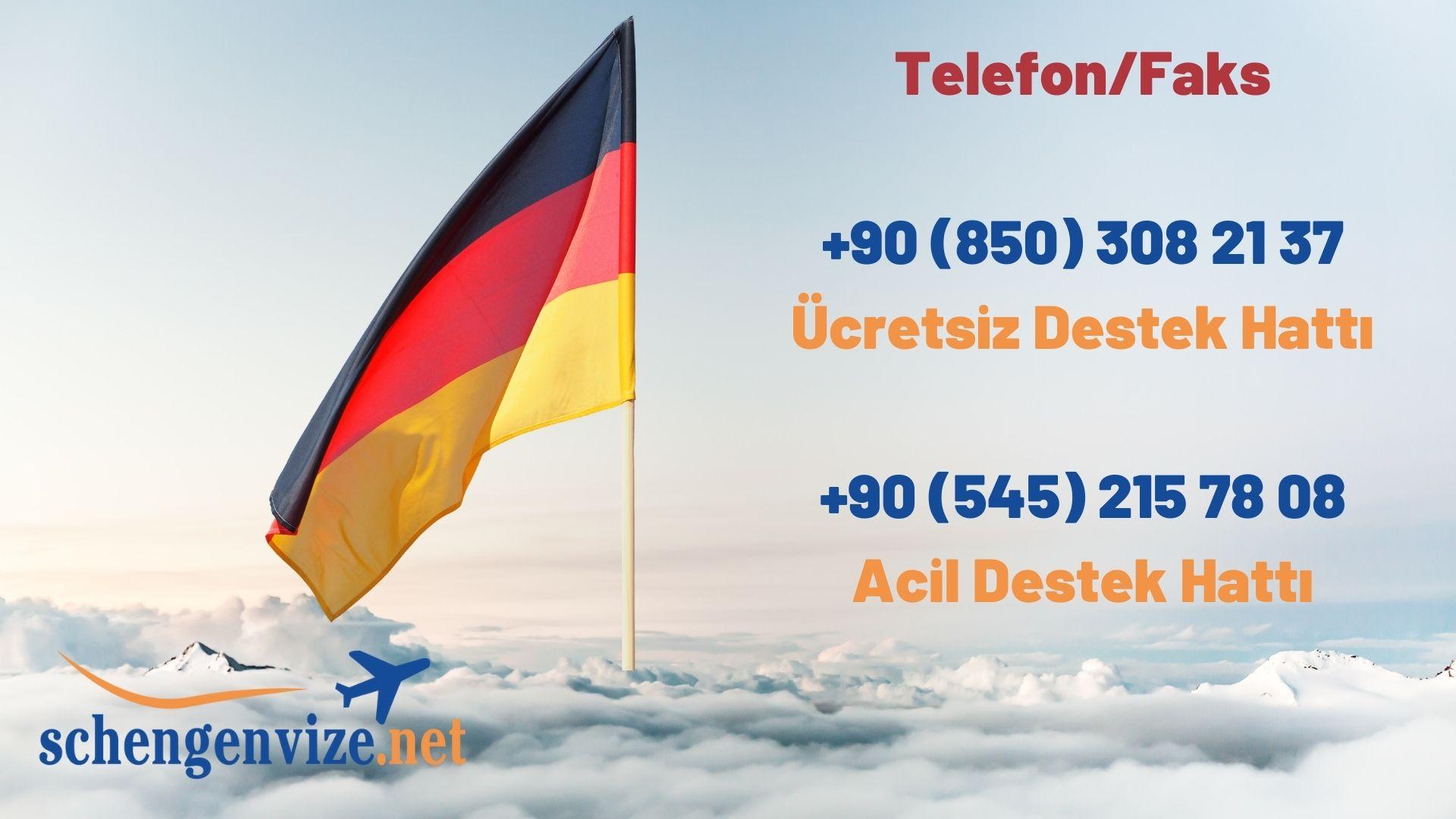Almanya Vize İstiyor mu? 1 – Almanya Vize Istiyor mu