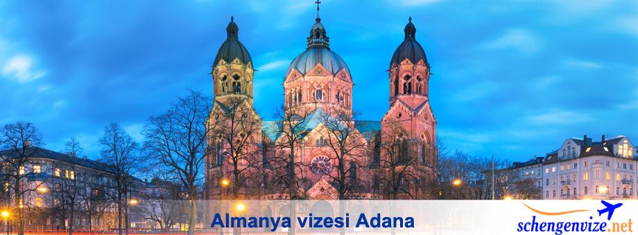 Almanya vizesi Adana 1 – Almanya vizesi Adana 1