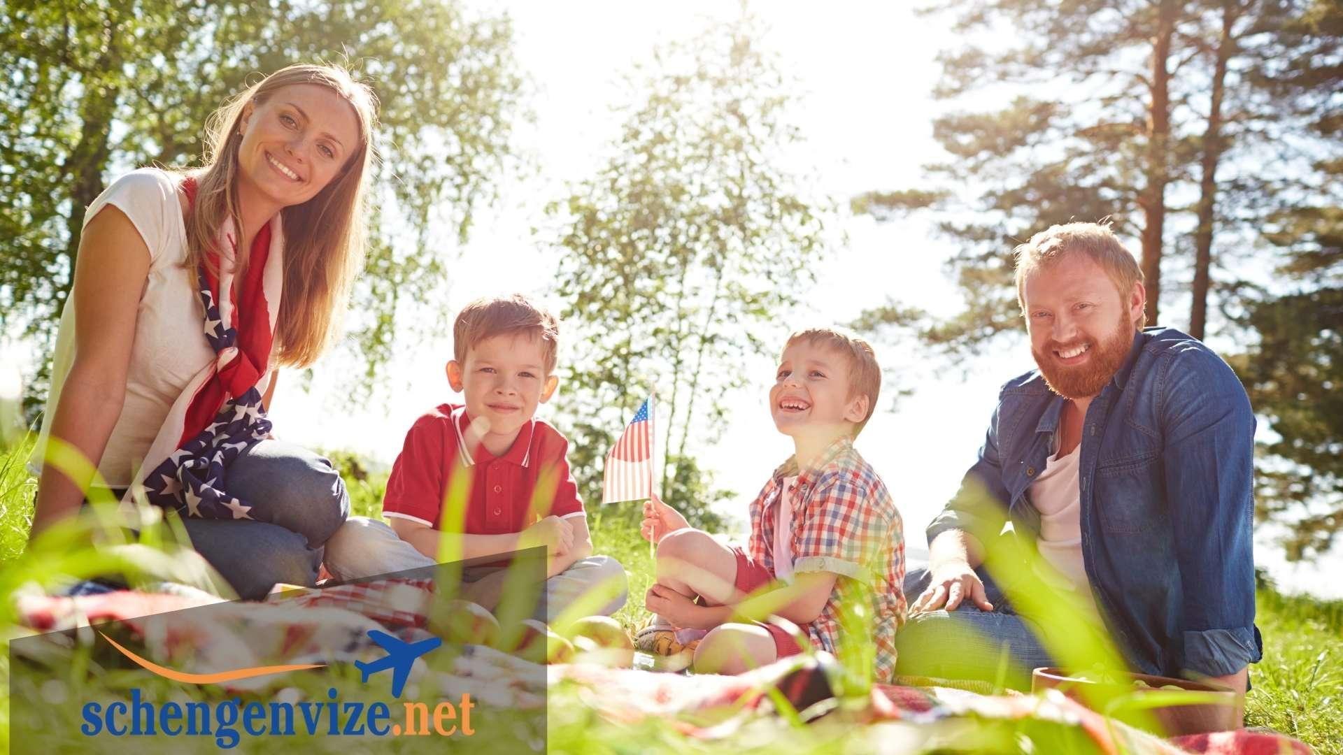 Amerika Aile Ziyareti Vizesi İçin Duruma Göre Değişen Evraklar