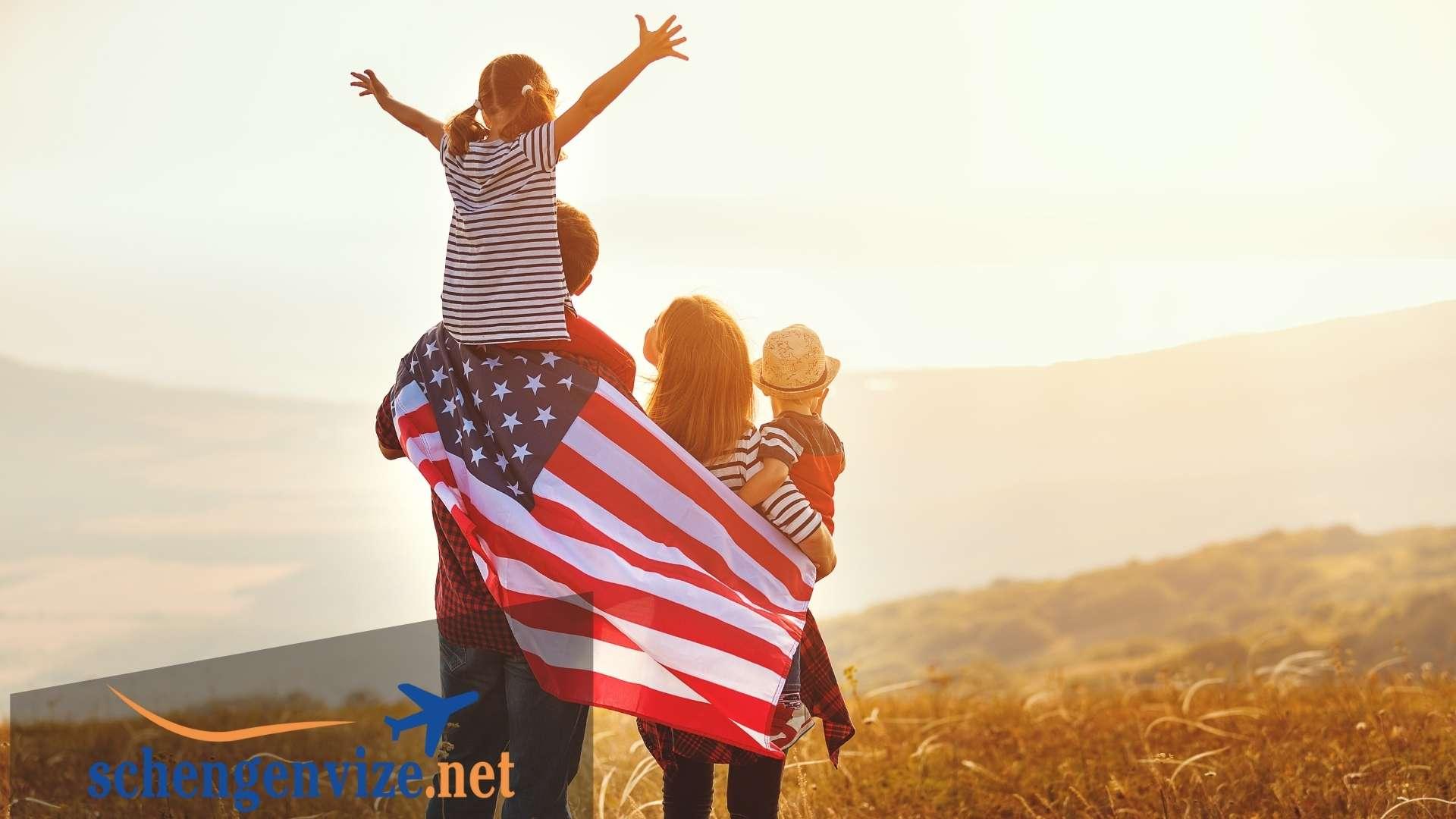 Amerika Aile ve Arkadaş Vizesi İçin Destekleyici Belgeler