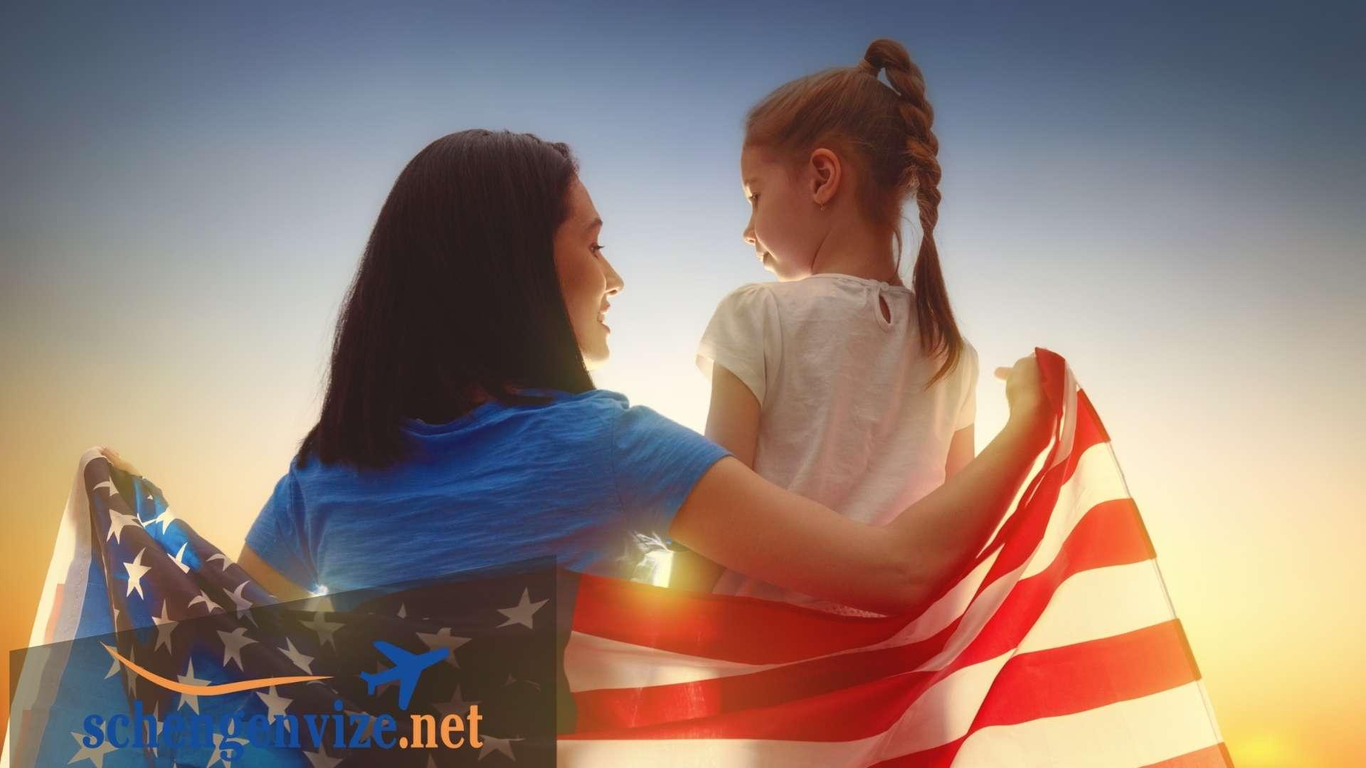Amerika Aile ve Arkadaş Ziyareti Vizesi İçin Gerekli Evraklar