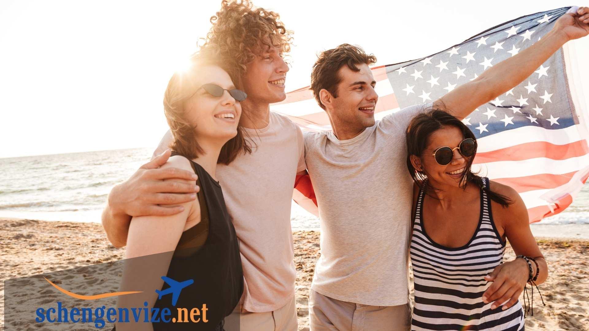 Amerika Aile ve Arkadaş Ziyareti Vizesi