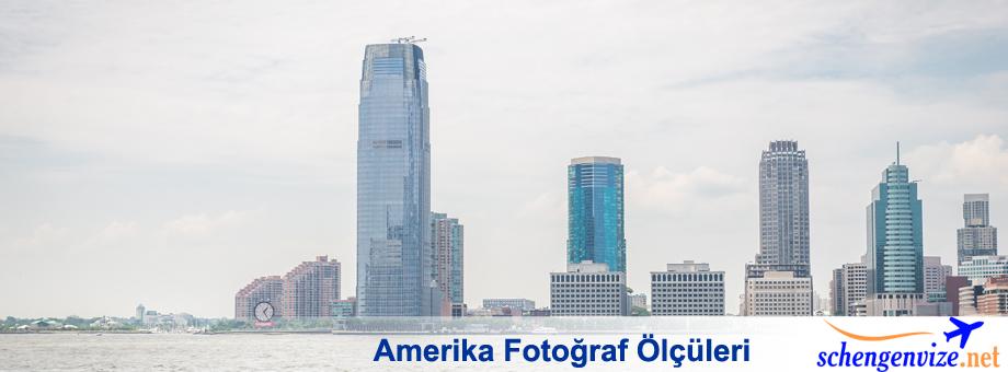Amerika Fotoğraf Ölçüleri