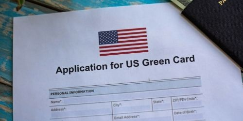 Amerika Green Card