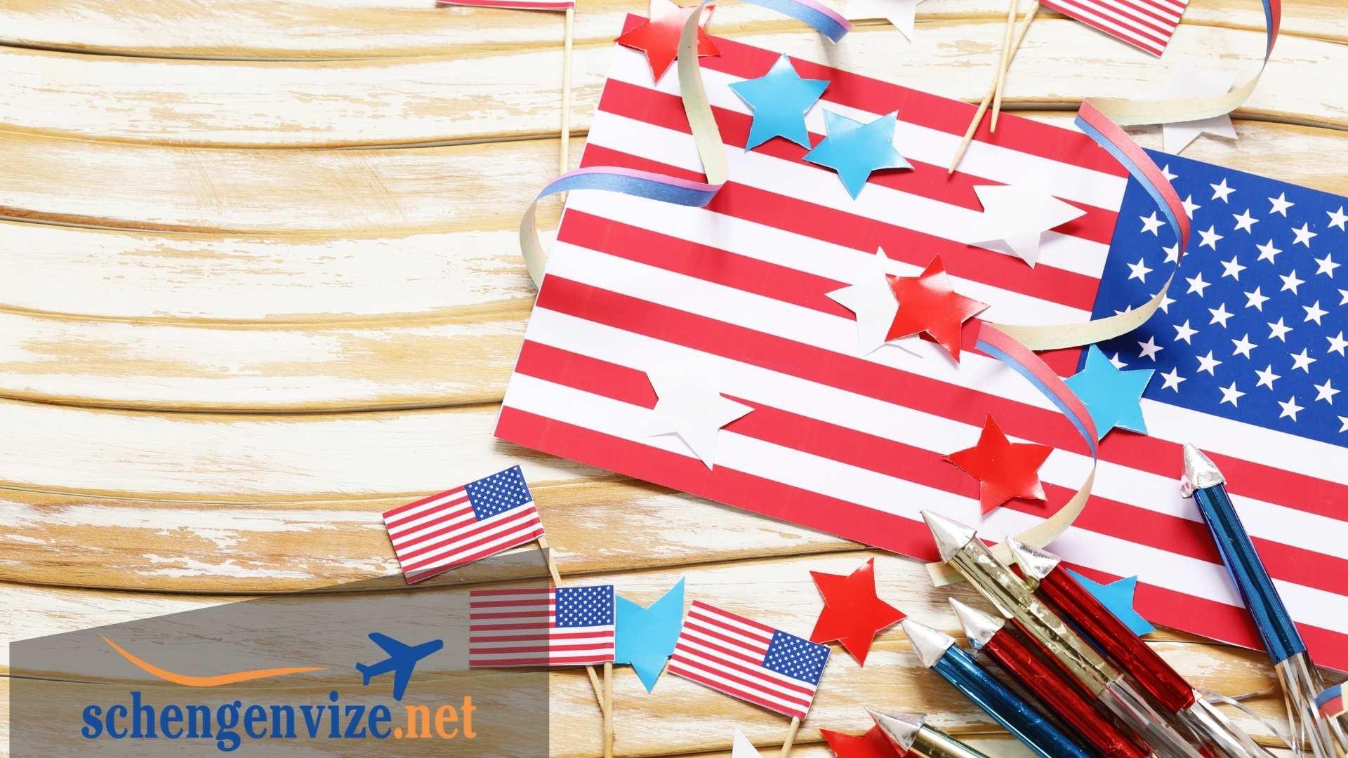 Amerika Öğrenci Vizesi Gerekli Evraklar