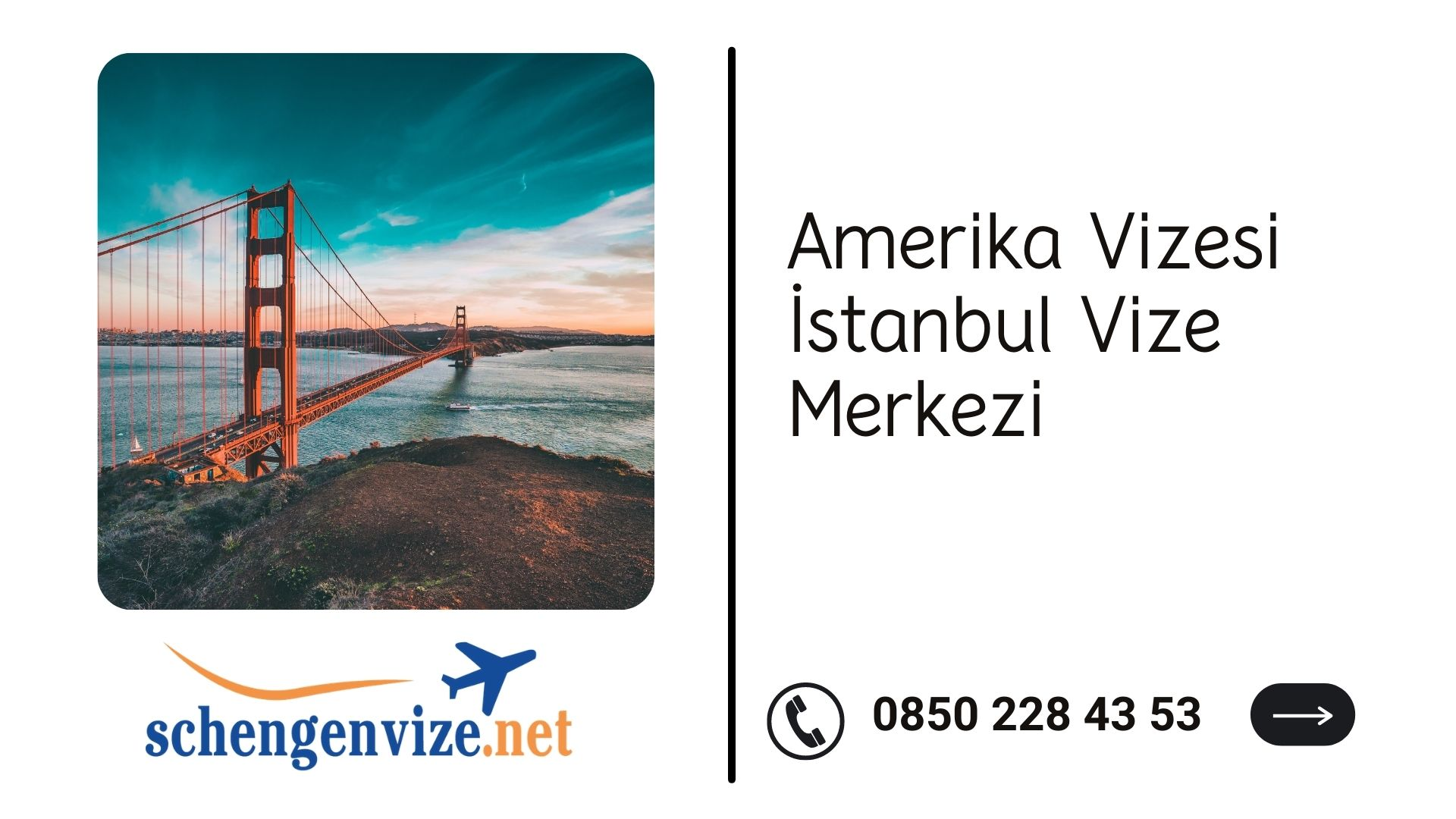 Amerika Vizesi İstanbul Vize Merkezi
