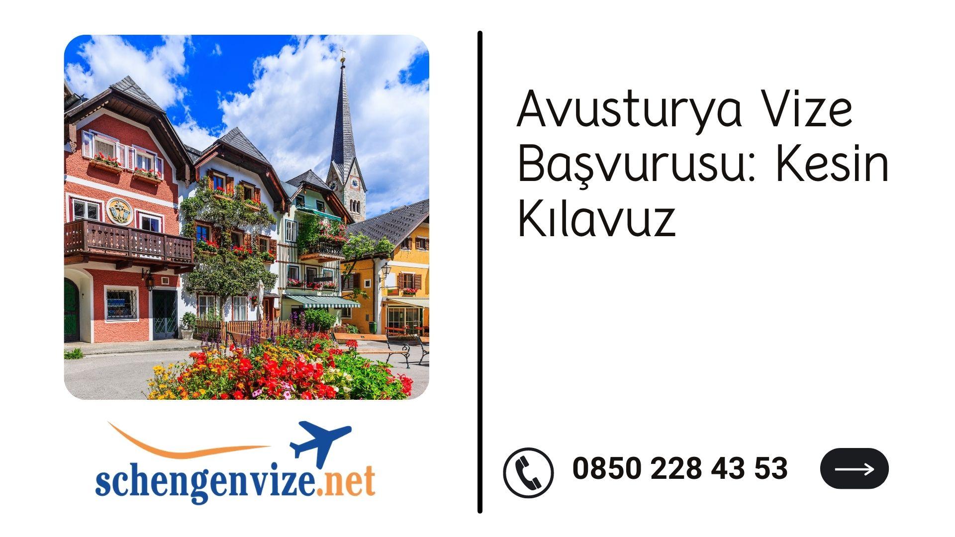 Avusturya Vize Başvurusu: Kesin Kılavuz 2021