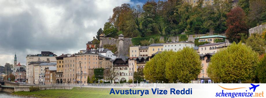 Avusturya Vize Reddi
