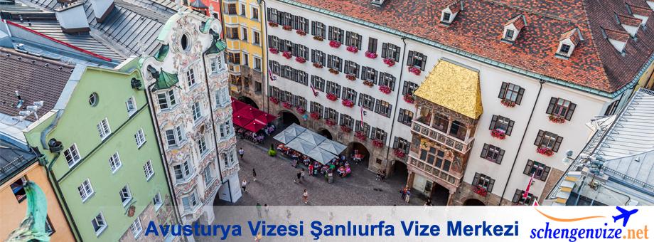 Avusturya Vizesi Şanlıurfa Vize Merkezi
