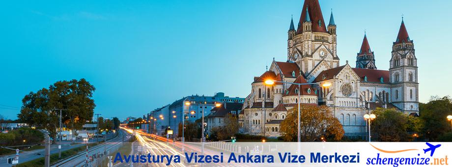 Avusturya Vizesi Ankara, Avusturya Vizesi Ankara Vize Merkezi