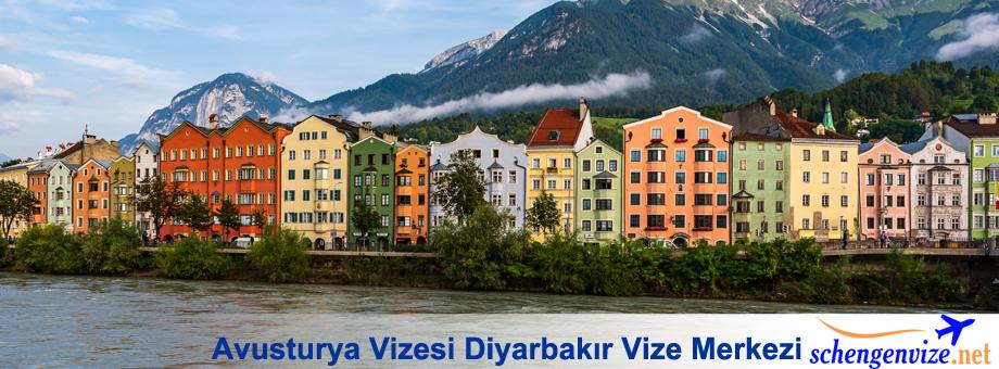 Avusturya Vizesi Diyarbakır Vize Merkezi