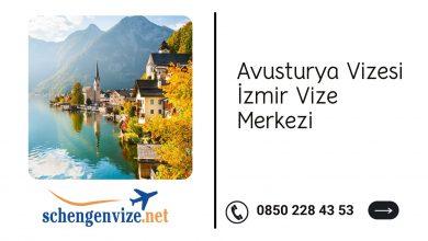 Avusturya Vizesi İzmir Vize Merkezi