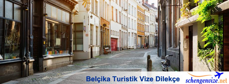 Belçika Turistik Vize Dilekçe