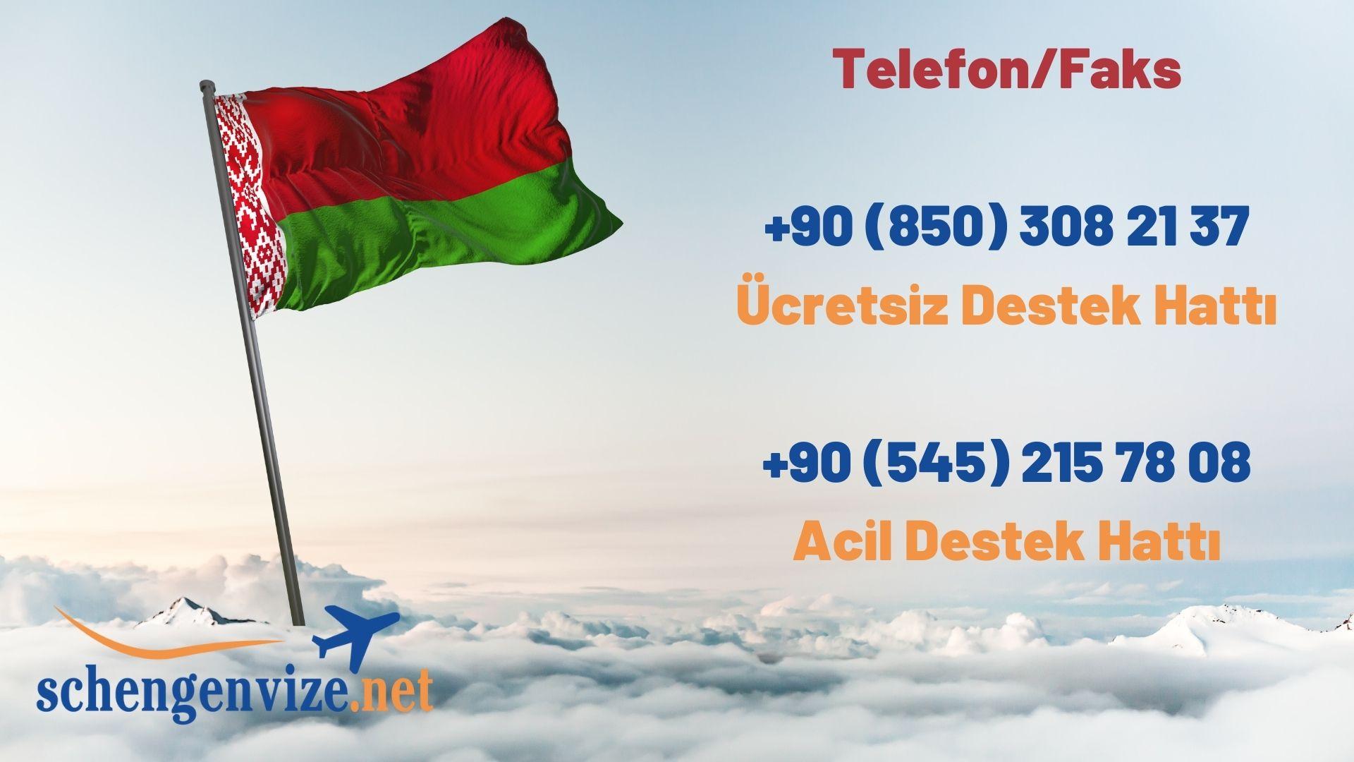 Belarus Vize İstiyor Mu