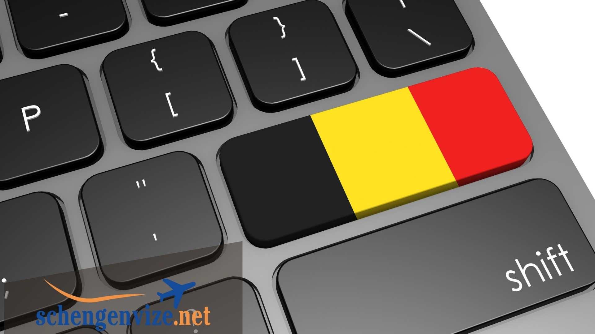Belçika Aile ve Arkadaş Ziyareti Vizesi Başvurusu