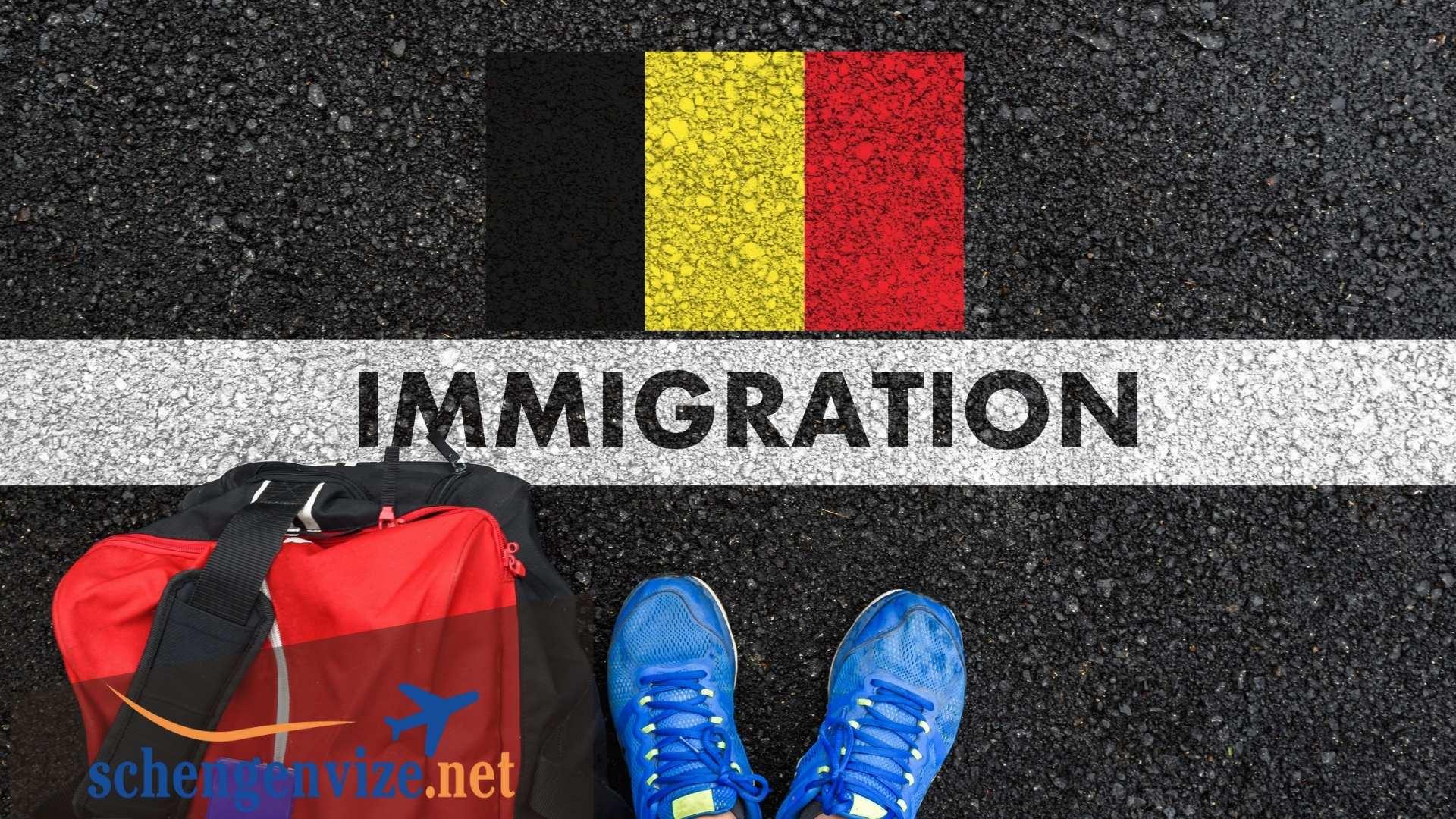 Belçika Erasmus Vizesi Başvurusu
