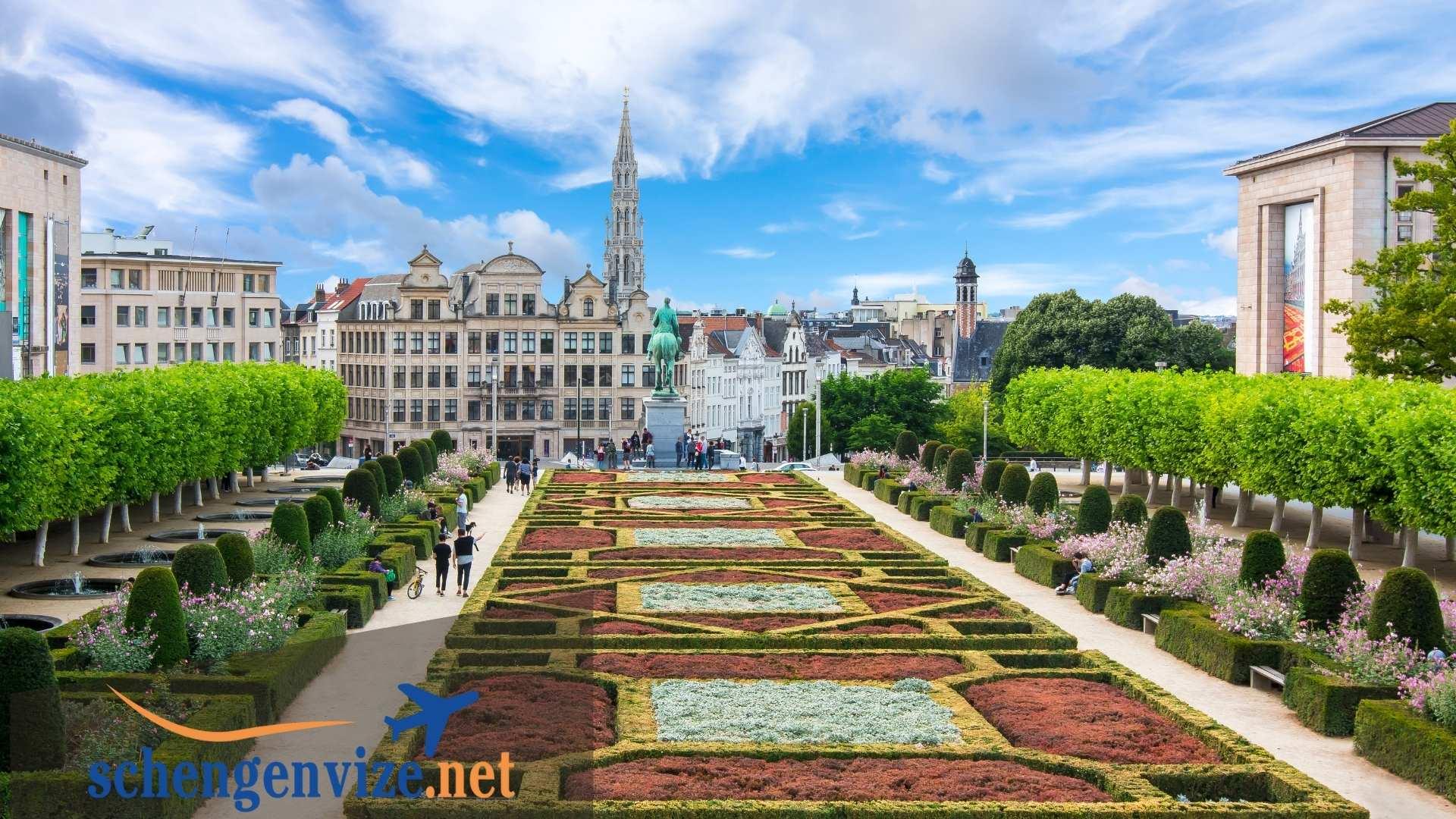 Belçika Erasmus Vizesi İçin Gerekli Olan Evraklar