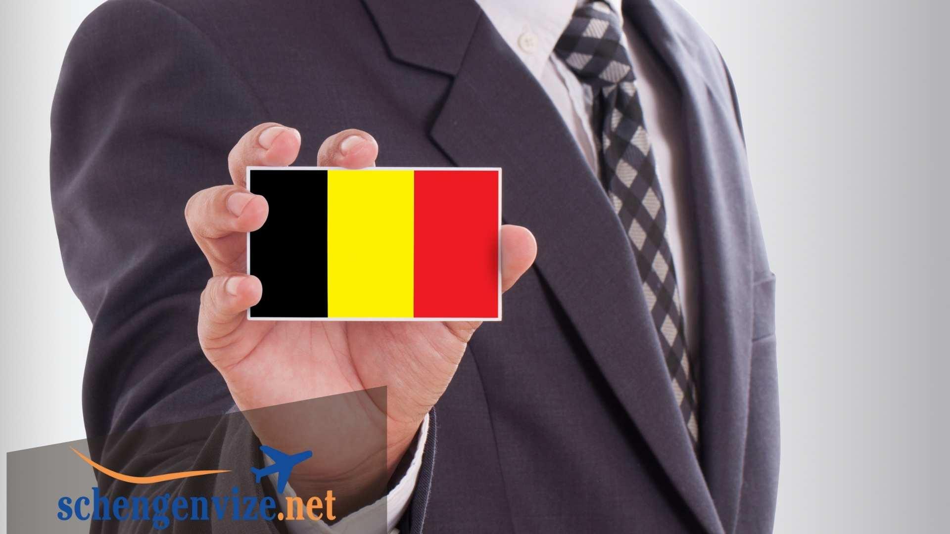 Belçika Ticari Vize Başvurusu