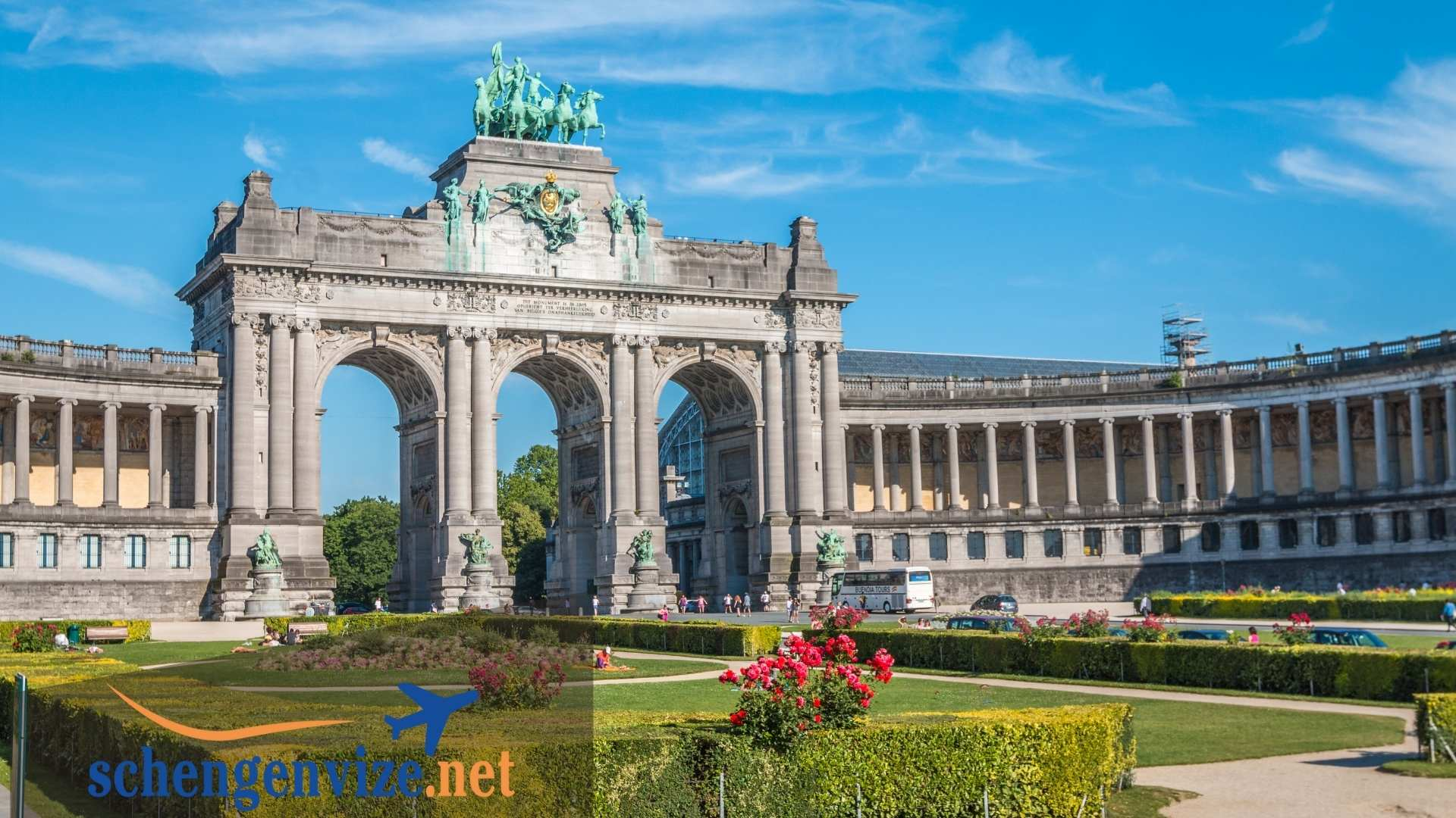 Belçika Transit Vize Başvurularında Talep Edilen Evraklar