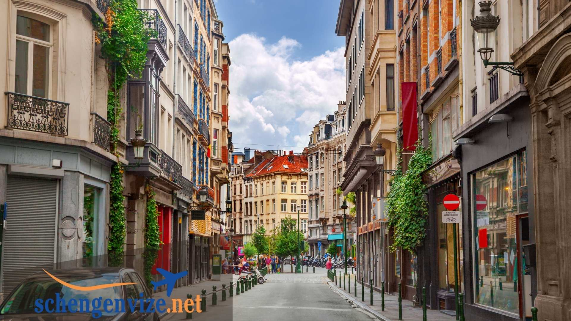 Belçika Transit Vize